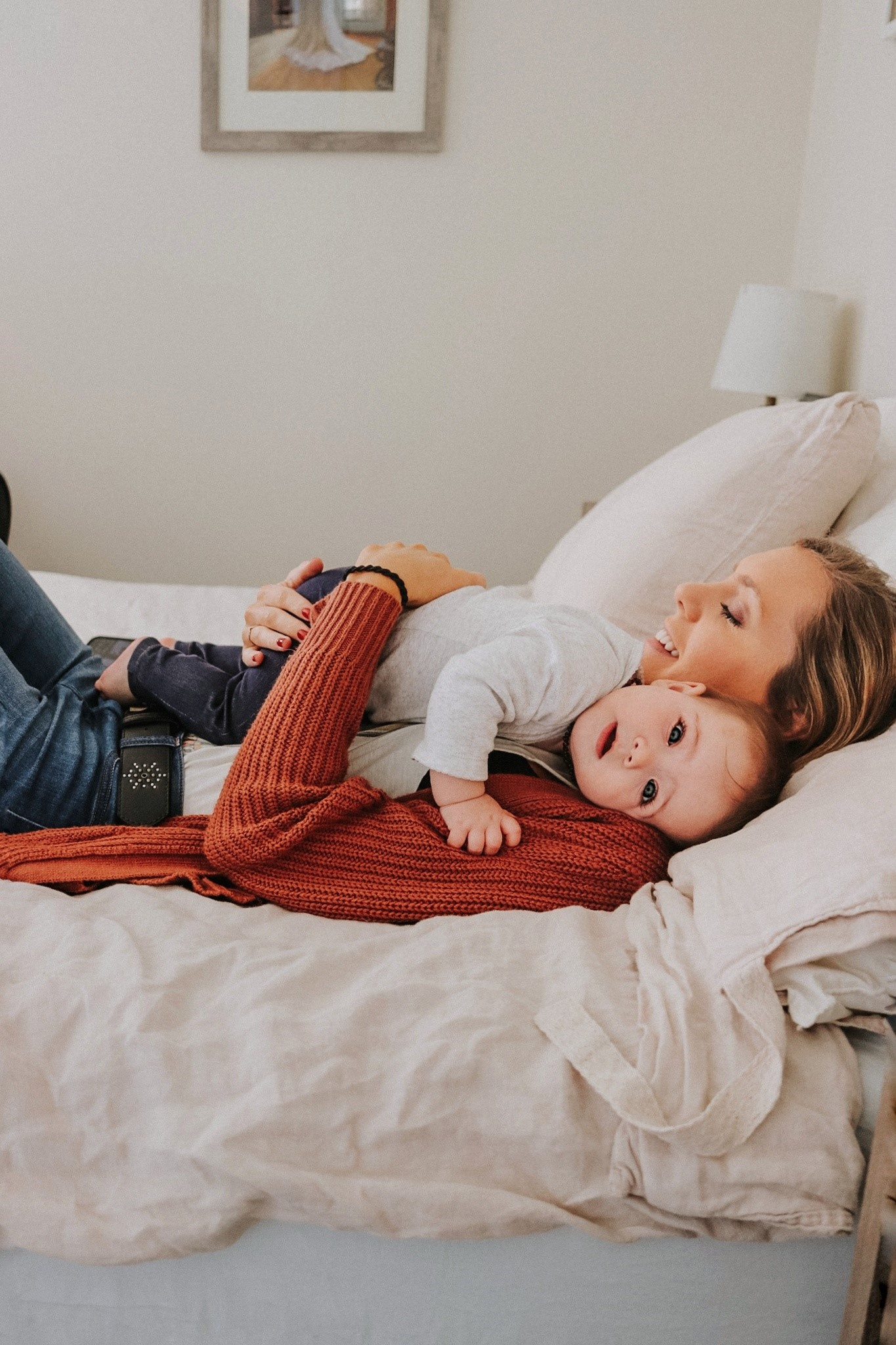 how to become a more patient mom