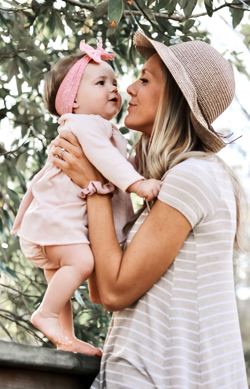 first year of motherhood