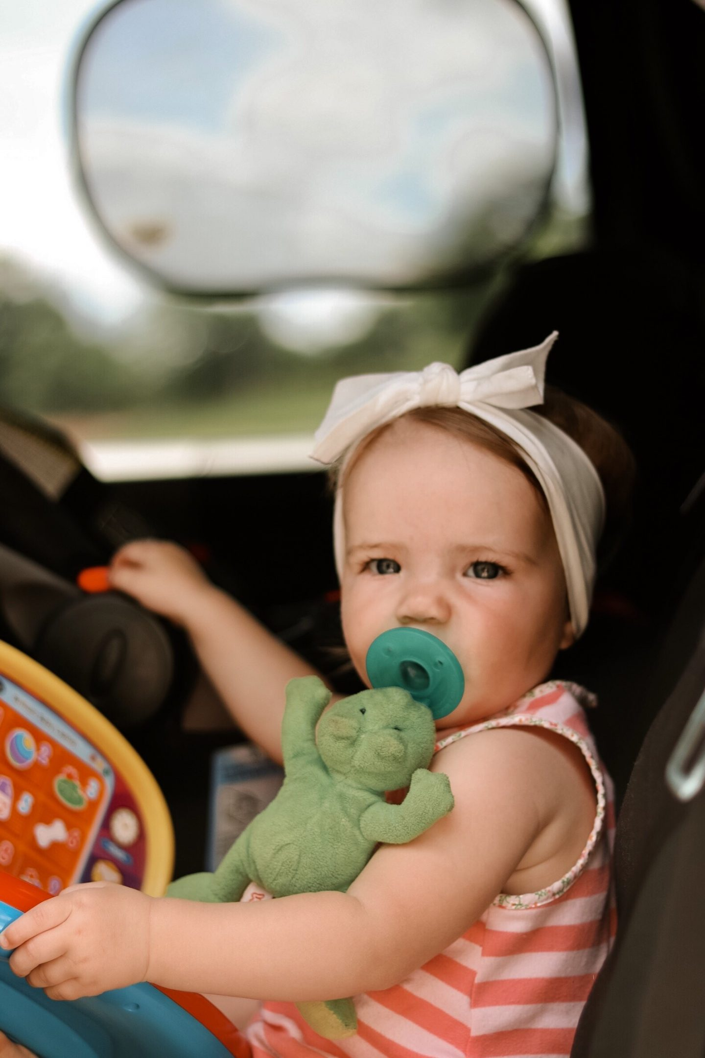 road trip with a baby tips