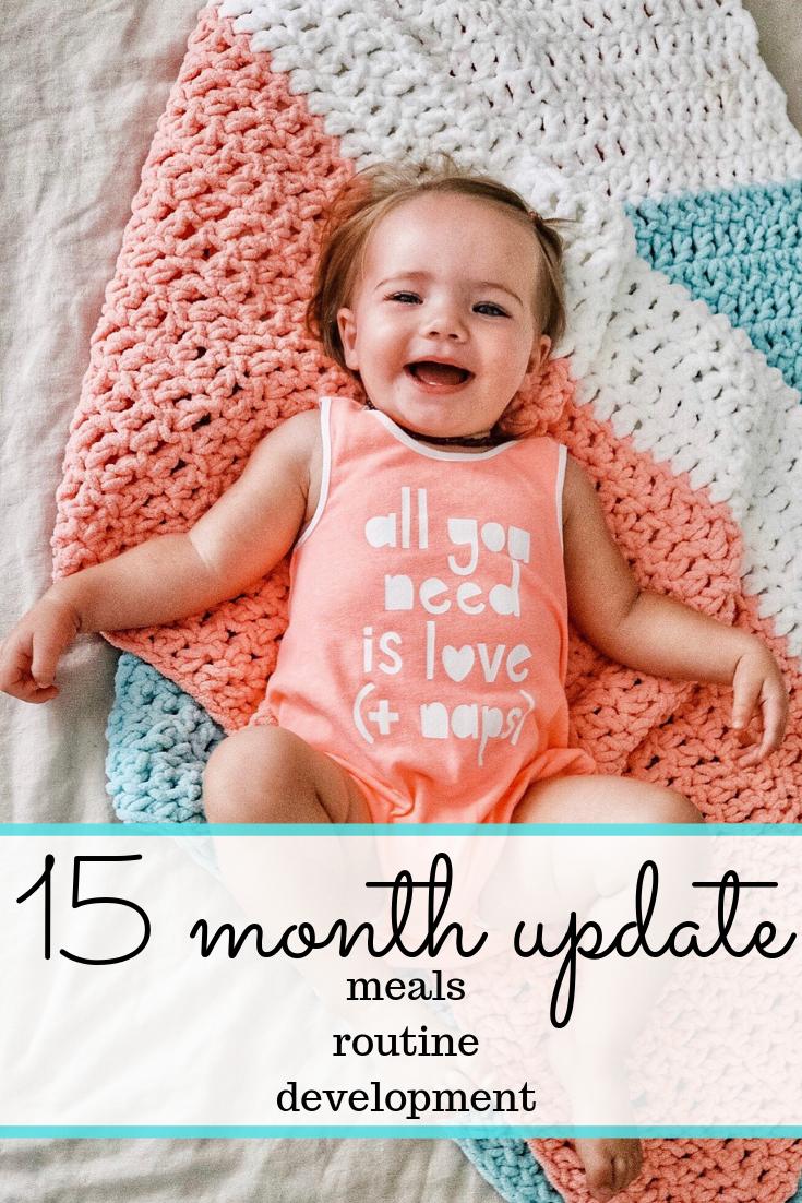 15 month update