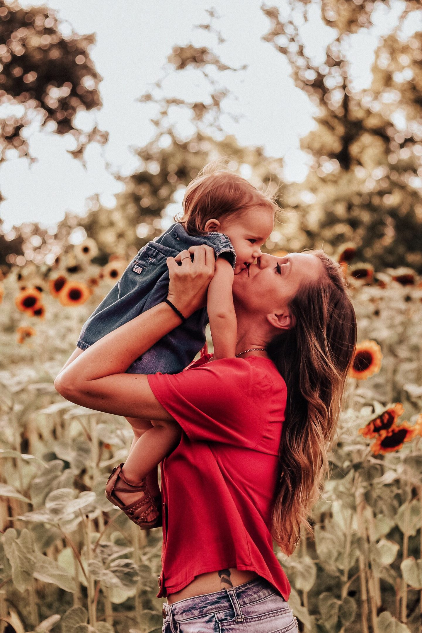 raising kids away from family