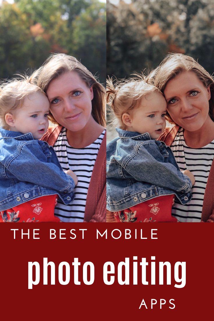 mobile photo editing