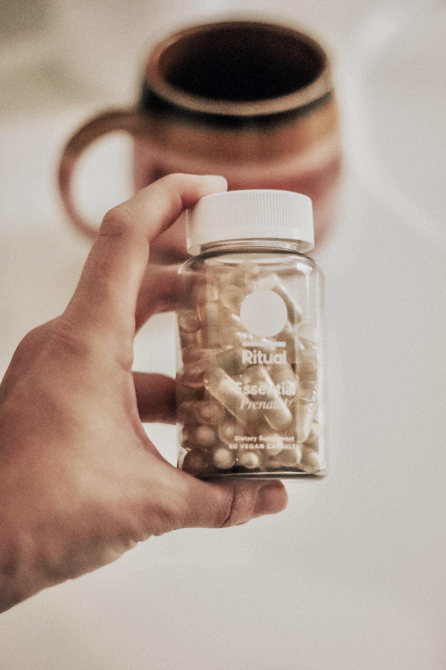 ritual essential prenatal vitamin